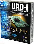 Universal Audio UAD-1 Project Pack DSP-плата с комплектом плагинов