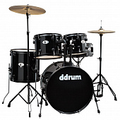 Ddrum D120B MB ударная установка, цвет-черный