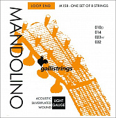GalliStrings M158 Mandolino Silverplated Wound струны для мандолины